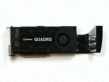 HP/NVIDIA Quadro K4000 3GB Professional CUDA Video Card (700104-001; 713381-001)