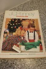 Vintage 1988 JC Penny Christmas Holiday Catalog Cabbage Patch Barbie Legos