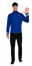 Men's Deluxe Spock Star Trek Costume Shirt Size Standard