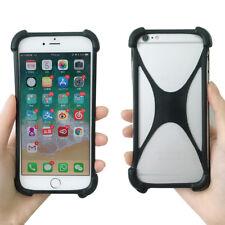 Für Asus Handy - Silikon Schutzhülle Tasche Hülle Cover Back Case Schale Skin