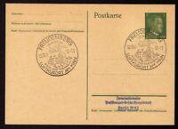 █ Entier Ganzsache FREUDENBERG 13.11.42 Berlin W 62 █