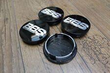 Original BBS Emblem 70mm Nabenkappen Tech/ Carbon Silber 09.24.467 Felgendeckel