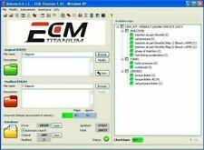 PROGRAMMI MODIFICA MAPPE ECM TITANIUM E WIN OLS 2.24 + DAMOS