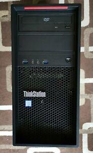 Lenovo ThinkStation P320 - S1Q400 - Intel Xeon E3-1220 v5 - 16Go - 1To