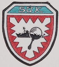 Marine ricamate patch sük-nave comando acquisizione... a2689