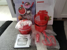 Tupperware>Neu<Turbo Chef mit Multi Chef Erweiterung und pass. Buch