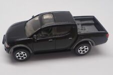 Matchbox 2010 Outdoor Sportsman Mitsubishi L200 Pickup Truck - Black - Loose Car