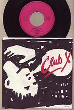 CLUB X - Under My Thumb (ROLLING STONES) Bielefeld Punk 1983 // pre- NOTDURFT