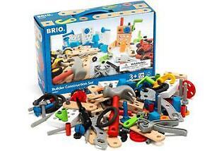 BRIO STEM Builder Construction Set 136pc 34587