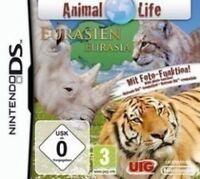 ANIMAL LIFE EURASIA NINTENDO DS / 3DS / DSi KIDS GAME FAMILY GAME NEW UK STOCK