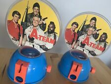 New listing The A-Team Mr T Toy Kids Bubble Gum Machine 1983 Stephan J Cannell Productions