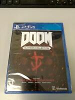 Doom Slayers Collection - PS4 Edition