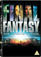 Nuevo Final Fantasy - The Spirits Within DVD