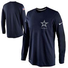 New Nike Dallas Cowboys NFL Football Dri-Fit long sleeve t-shirt men's 3XL XXXL