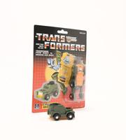 Transformer G1 minibot autobot Brawn reissue brand new kids gifts toys