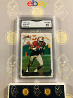 1993 Topps Gold Jerry Rice #500 - 10 GEM MINT GMA Graded Football Card