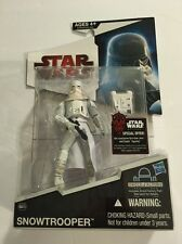 Star Wars Legacy Collection Bd55 Snowtrooper New On Card
