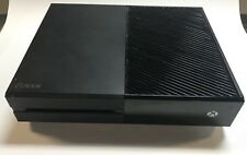 Microsoft XBOX ONE 500GB Black Gaming Console 1540 (for parts or repair)