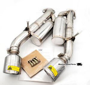 Infiniti Q50 Helmholtz Resonated Exhaust Kit 2014-2021 Q50 OEM B0100-Q50S2