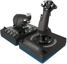 Logitech G X56 Hotas Gaming Controller  Flugzeug- und Weltraum-Simulation