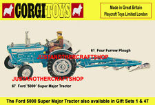 Ford Diecast Tractor Trailers/Semis