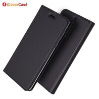 Magnetic PU Leather Flip Case Shockproof Card Cover for Nokia 5