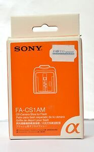 Sony FACS1AM Off-Camera Shoe for Sony Alpha Digital SLR Camera Flashes