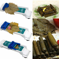 Magic Roller Meat Sushi Vegetable Roller Stuffed Grape Cabbage Leaf Rolling O5X1