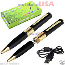 Hidden HD Spy Rec Pen Cam Camera DVR Video Recorder Mini Spy Pen Cam 3840x2880