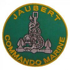 Patch / Ecusson - Commando Jaubert (Type 2) (Commando Marine)