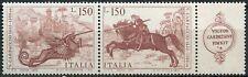Italy 1976 SG#1483-4 Vittore Carpaccio MNH Set + Label #D91859