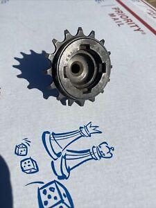 Old School Bmx Vintage Freewheel Adapter & Suntour 16T Freewheel Mongoose Webco
