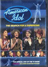American Idol DVD, 2002 The Search for A Superstar Simon Paula Randy as Judges