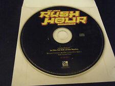 Def Jam's Rush Hour Soundtrack (CD, 1998) - Explicit Lyrics - Disc Only!!!