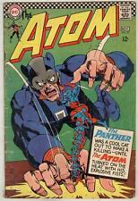 Atom #27 October 1966 G/Vg