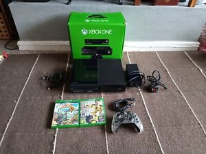 Xbox One 500gb Console Bundle Boxed
