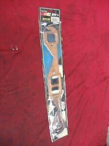 Mr. Gasket 7153 Copper Seal Exhaust Gasket Set  1955 - 91 Chevrolet 265 - 400