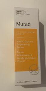 BNIB Murad Advanced Active Radiance Serum Environmental Shield 30ml RRP £72