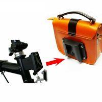 Bike Carrier Block Adapter for Brompton Folding Bike Bag Rack Holder Front  X7I4