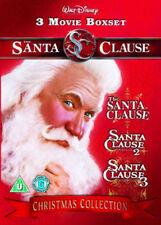 La Santa Claus/ la Santa Claus/ la Santa Claus 3 - el Escape Claus DVD