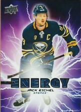2019-20 Upper Deck Pure Energy #PE3 Jack Eichel Sabres