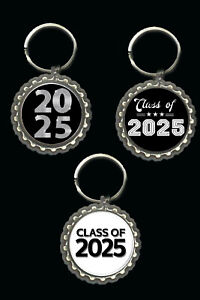 class of 2025 graduation keychainsparty favors lot of 10 great gits congrats