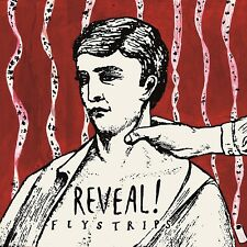 REVEAL - FLYSTRIPS (BLACK 140G VINYL/PRINTED INNER SLEEVES)   VINYL LP NEW!