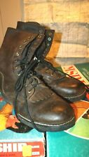 Mens Guide Gear Logger Boots Size 10EE