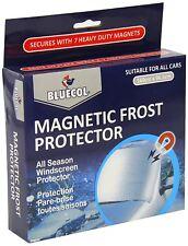 Cubierta magnética parabrisas coche de polvo nieve hielo Frost Shield Protector Parasol Reino Unido