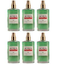 6pz ACQUA DI BOROTALCO Perfumed Deodorant Body Spray deodorante corpo 75ml NUOVI