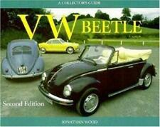VW BEETLE COLLECTOR'S GUIDE, WOOD, 2d Ed, 1997 NEW HARDBOUND BOOK On Sale