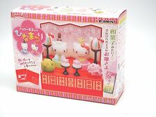 Re-ment Hello Kitty Hino Girls Day Festival Doll Set rement Sanrio