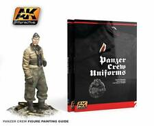 Ak Interactive AKI 272- AK Interactive Panzer Crew Uniforms Painting Guide