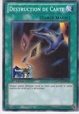 Yu-Gi-Oh ! Destruction de Carte( par 3 !) SDGU-FR028 (SDGU-EN028) - VF/COMMUNE